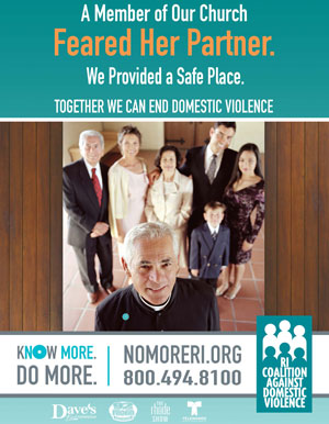 DVAM 2014 Poster English - Faith Community