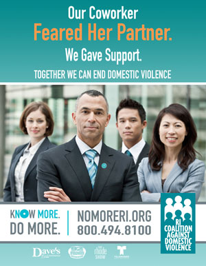 DVAM 2014 Poster English - Workplace