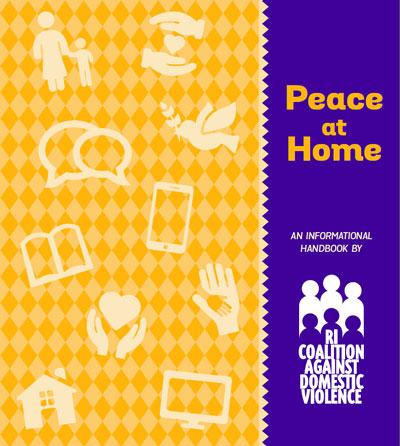 Peace at Home: An Informational Handbook by the RICADV