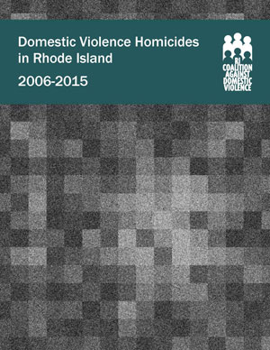 Domestic Violence Homicides, 2006-2015