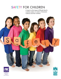 Safety for Children report cover