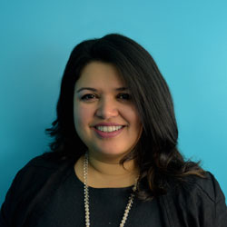 Carmen Recalde-Russo, Director of Community Engagement