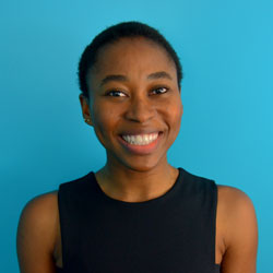 Desiree Obimpe, Communications Associate