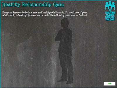 Healthy Relationships Quiz